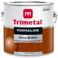Trimetal Permaline Decor Brilliant 2,5 ltr
