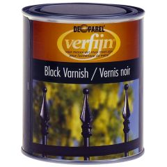 Verfijn Black Varnish 0,75 ltr