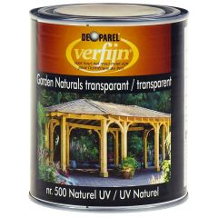 Verfijn Garden Naturals Transparant 0,75 ltr