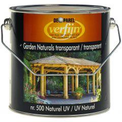 Verfijn Garden Naturals Transparant 2,5 ltr