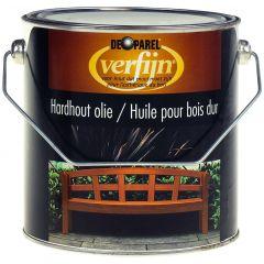 Verfijn Hardhout Olie 2,5 ltr