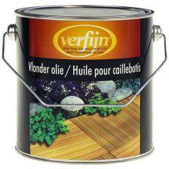 Verfijn Vlonder Olie 2,5 ltr
