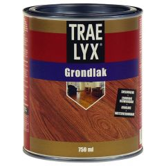 trae lyx grondlak 0,75 ltr
