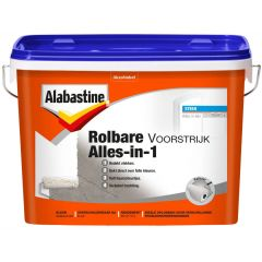 Alabastine Rolbare Voorstrijk 4-in-1 5 ltr