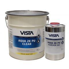 Vista Aqua 2K PU Clear (hoogglans) set 1 kg