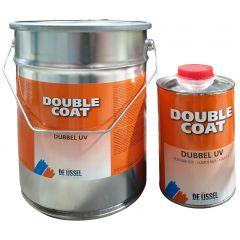 De IJssel Double Coat dubbel UV 4 ltr