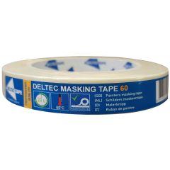 Deltec Masking Tape 60 19 mm x 50 m