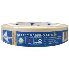 Deltec Masking Tape 60 25 mm x 50 m