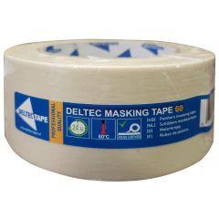 Deltec Masking Tape 60 50 mm x 50 m