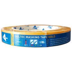 Deltec Masking Tape Gold 19 mm 50 mtr