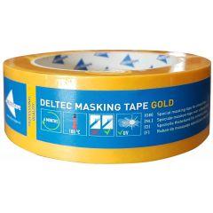 Deltec Masking Tape Gold 38 mm 50 mtr