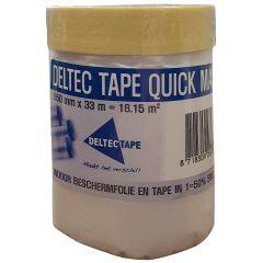 Deltec Quick Mask Indoor 550 mm x 33 m