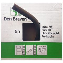 Den Braven Zwaluw Rugvulling (PU rond, 5x1 m in doos) 20 mm