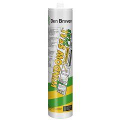 Den Braven Zwaluw Window seal Plus (wit) 0,31 ml