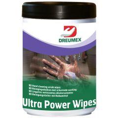 Dreumex Utra Power Wipes 90 st