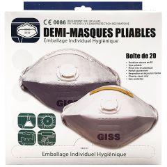 GISS Halfmasker G-Air FFP3 (733440) 20 st