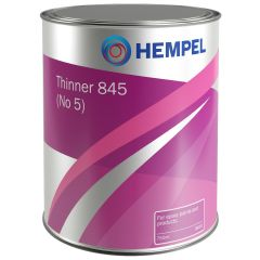hempel thinner 845 (no. 5) 08451 0,75 ltr