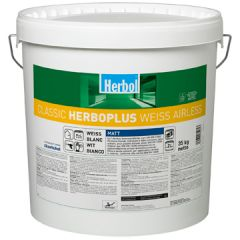 Herbol Classic Herboplus Weiss Airless (wit) 35 kg