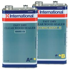 international clear wood sealer B