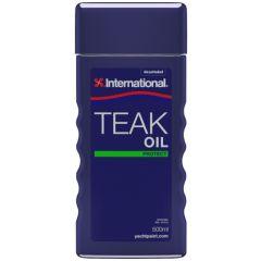 International Teak Oil 0,5 ltr