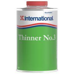 International Thinner No. 3 1 ltr