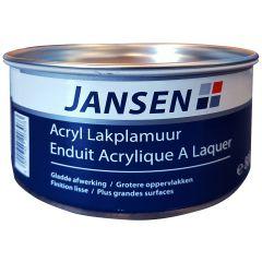 Jansen Acryl Lakplamuur 800 gr