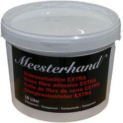 Meesterhand Glasweefsellijm Extra (Transparant) 10 ltr