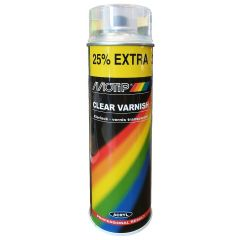 Motip Rallye Clear Varnish hoogglans 0,4 ltr