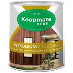 Koopmans Perkoleum Zijdeglans transparant 0,75 ltr