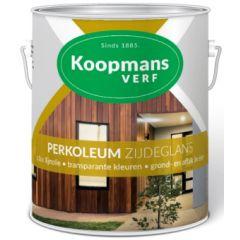 Koopmans Perkoleum Zijdeglans transparant 2,5 ltr