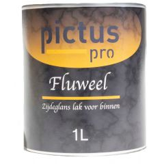 Pictus Pro Fluweel