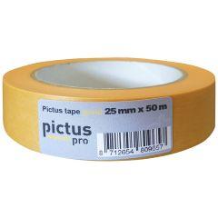 lion tape goud 25mm