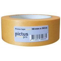 lion tape goud 38mm