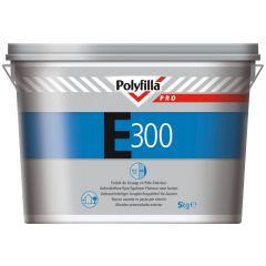polyfilla pro E300 egaliseer voor buiten 5 kg