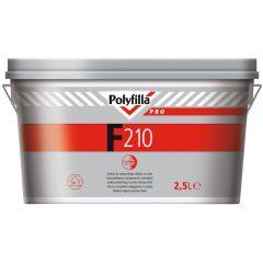 polyfilla pro F210 vulmiddel 2,5 ltr
