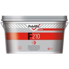 polyfilla pro F210 vulmiddel 5 ltr