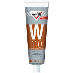 Polyfilla Pro W110 Lakplamuur (tube) 225 gr