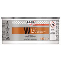 Polyfilla Pro W120 Snelplamuur (blik) 800 gr