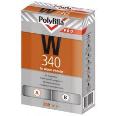 polyfilla pro w340 houtreparatie 0,2 ltr