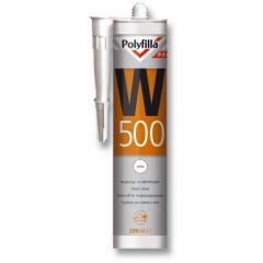 Polyfilla Pro W500 Beglazingskit 290 ml