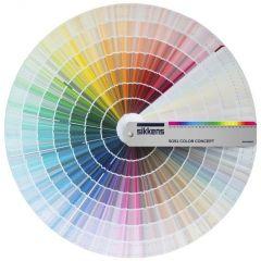Sikkens 5051 Color Concept kleurenwaaier