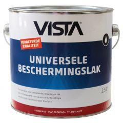 Vista Universele Beschermingslak (zijdeglans) 2,5 ltr