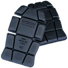 VanOchten Kniestukken (zwart) per paar