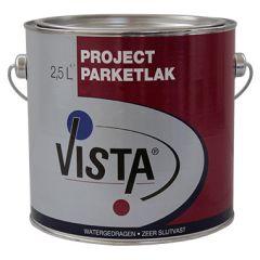 Vista Project Parketlak (zijdeglans) 2,5 ltr