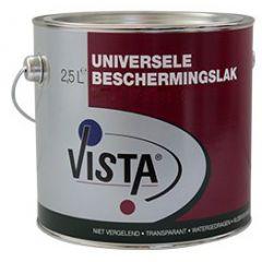 Vista Universele Beschermingslak (extra mat) 2,5 ltr