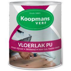 Koopmans Vloerlak PU 0,75 ltr