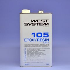 West Systems Epoxyhars Resin 105 1 kg