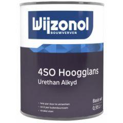 Wijzonol LBH 4SO Hoogglans 1 ltr