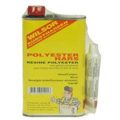 wilsor polyesterhars 0_5 ltr